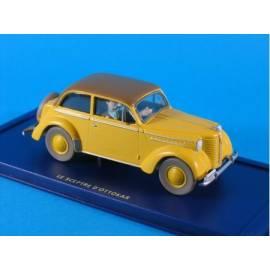 En Voiture Tintin Atlas 19 Opel Olympia - Le sceptre d'Ottokar-