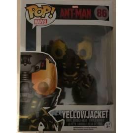 Blouson Funko Ant-man 86 jaune-