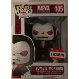 Funko Marvel 105 Zombie Morbius exclusive Collectors corp-