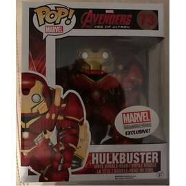 Funko Marvel Hulkbuster giant size exclusive Collectors corp-