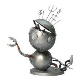 Tim Burton Robot Boy-