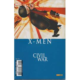 X-men V1 126 Civil War - Panini Comics-