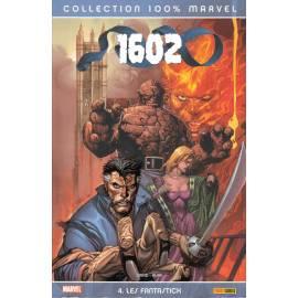 1602 Tome 4 - Les Fantastick - Panini Comics-