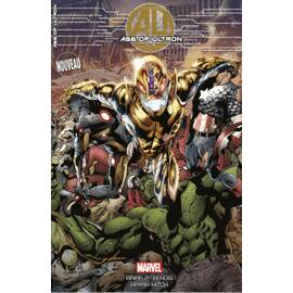Age of Ultron, lot intégrale tomes 1 à 6 - Panini Comics-