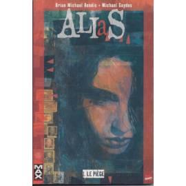 Alias Tome 1 - Le piège - Panini Comics-