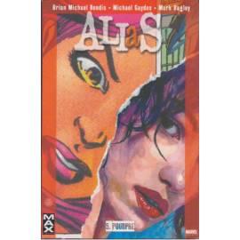 Alias Tome 5 - Pourpre - Panini Comics-