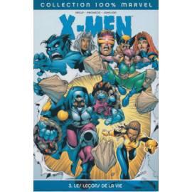 X-Men, Tome 3: Les Leçons de la vie - Panini Comics-