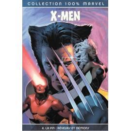 X-Men, Tome 4: La fin: rêveurs et démons - Panini Comics-