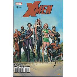 X-men V1 101 Collector - Panini Comics-