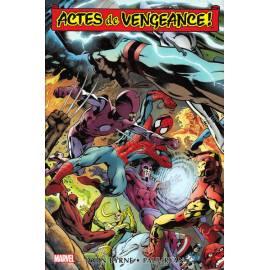 Actes de vengeance! - Panini Comics-