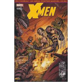 X-men V1 109 Collector - Panini Comics-