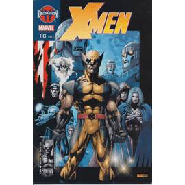 X-men V1 116 Collector - Panini Comics-