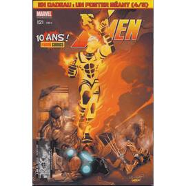 X-men V1 121 Collector - Panini Comics-