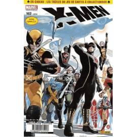 X-men V1 162 avec jeu de cartes - Panini Comics-