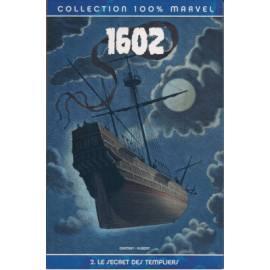 1602 Tome 2 Le secret des templiers - Panini Comics-