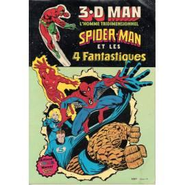3.D Man L'Homme Tridimensionnel - Arédit / Artima-