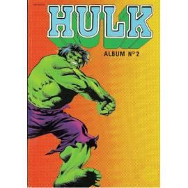 Album hulk 2 - Arédit / Artima-
