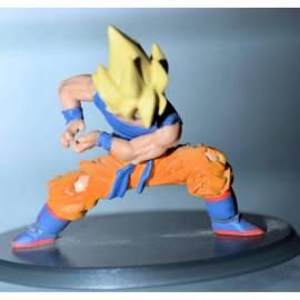 Dragon Ball 01  Super Saiyen Son goku-