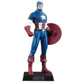 Eaglemoss Marvel Comics 009 Captain America-