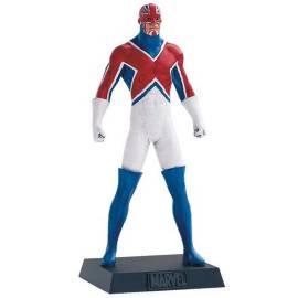 Eaglemoss Marvel Comics 021 Captain Britain-