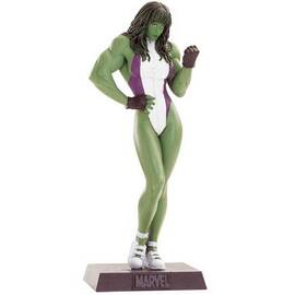 Eaglemoss Marvel Comics 038 She-Hulk - Miss Hulk boxed-