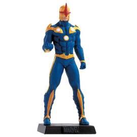 Eaglemoss Marvel Comics 054 Nova boxed-
