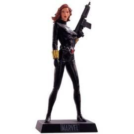 Eaglemoss Marvel Comics 072 Black Widow - La veuve noire-