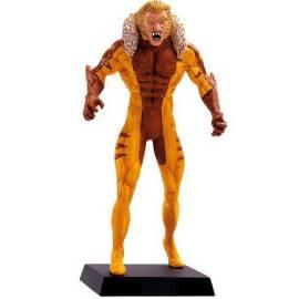 Eaglemoss Marvel Comics 084 Sabretooth boxed-