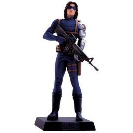 Eaglemoss Marvel Comics 085 Winter Soldier-