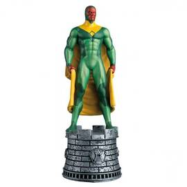 Marvel Chess Eaglemoss 23 The Vision (White Rook)-