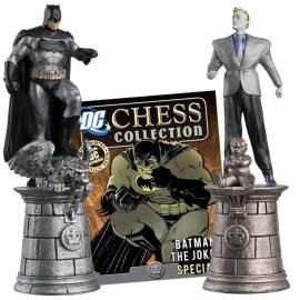 DC Chess Eaglemoss Special Batman and Joker-