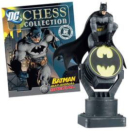 DC Chess Eaglemoss Special Batman Bat-signal-