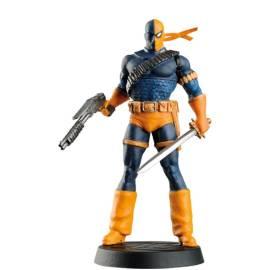 Eaglemoss DC Comics 027 Deathtroke Terminator-