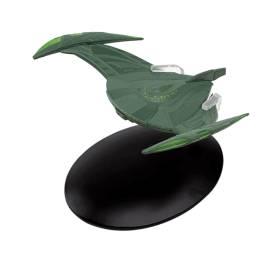 Eaglemoss Star Trek 027 ROMULAN BIRD-OF-PREY (2152)-