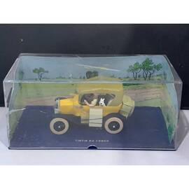 En Voiture Tintin Atlas 03 Ford T-