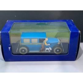 En Voiture Tintin Atlas 04 Taxi (Tinitin en Amérique)-