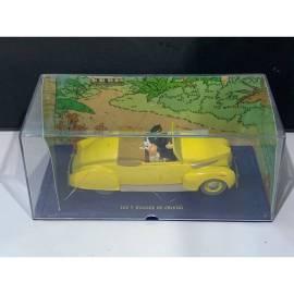 En Voiture Tintin Atlas 12 Cabirolet (les sept boules de cristal)-