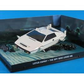 James Bond 03 Lotus Esprit Eaglemoss Collection Cars-