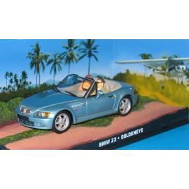 James Bond 10: BMW Z3  Eaglemoss Collection Cars (GOLDENEYE)-