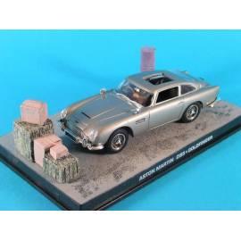 James Bond 12: ASTON MARTIN DB5   Eaglemoss Collection Cars (GOLDFINGER)-