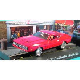 James Bond 14: MUSTANG MACH 1  Eaglemoss Collection Cars-