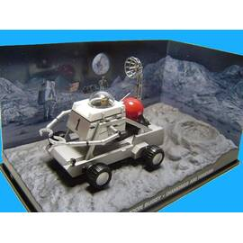 James Bond 31: MOON BUGGY Eaglemoss Collection Cars-