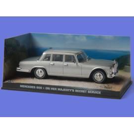 James Bond 32: MERCEDES Benz 600  Eaglemoss Collection Cars-