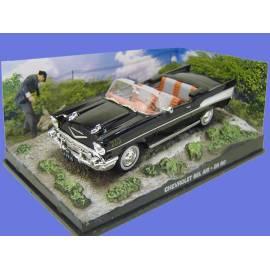 James Bond 33: CHEVROLET BEL AIR (Dr NO) Eaglemoss Collection Cars-