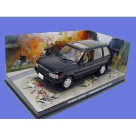 James Bond 34: RANGE ROVER  Eaglemoss Collection Cars-