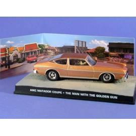 James Bond 44: AMC Matador  Eaglemoss Collection Cars-