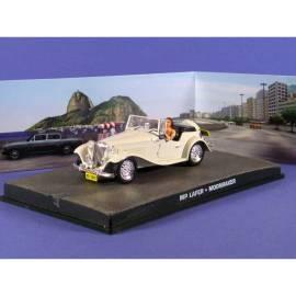 James Bond 50: MP LAFER MG TC replica (MOONRAKER) Eaglemoss Collection Cars-