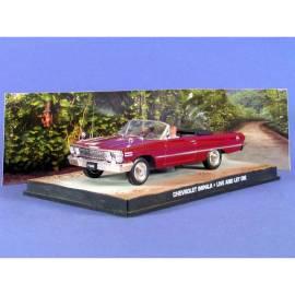 James Bond 54: CHEVROLET IMPALA ( Eaglemoss Collection Cars-