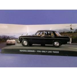 James Bond 56: TOYOTA CROWN'65  Eaglemoss Collection Cars-