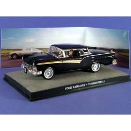 James Bond 57: FORD FAIRLANE  Eaglemoss Collection Cars-